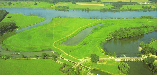 Zwischen Seille und Saône
