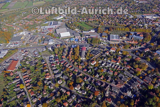 Aurich Emder Strasse Wallster Weg Kino - Neubau