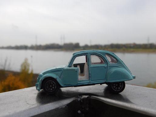 Rheinufer Düsseldorf-Benrath
