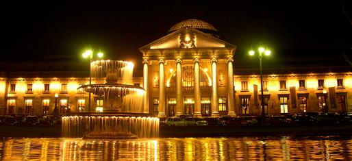 Wiesbaden, Kurhaus. Foto P.Marozau/ Argumenty i Fakty Europa