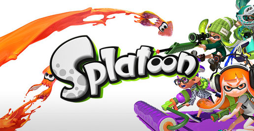 Splatoon - Wii-U