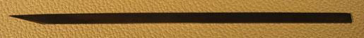 canif sans manche largeur 6mm