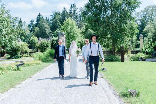 Freier Redner, Freie Trauung, Hochzeitsredner