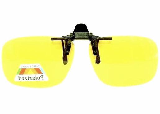 Очки клипсы Polaroid антифары