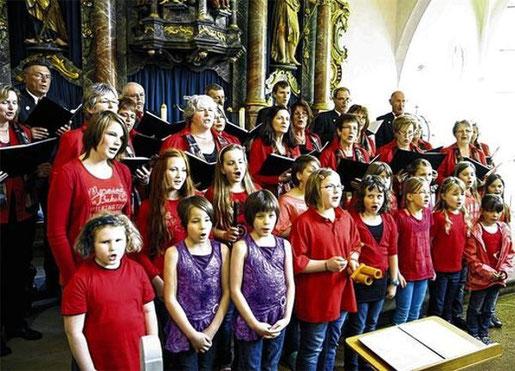 Kirchenkonzert zum 100-jährigen Jubiläum - 05.05.13