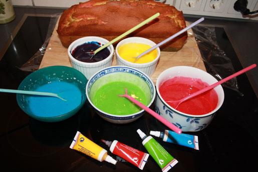 Einhornkuchen backen, Einhorn zum Ausmalen, Vorlage Einhorn, Regenbogenkuchen backen, Regenbogenkuchen, Caballo Couture, Rezept Einhornkuchen, anea-moni