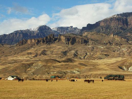 Buffalo Bill Cody Scenic Byway, WY