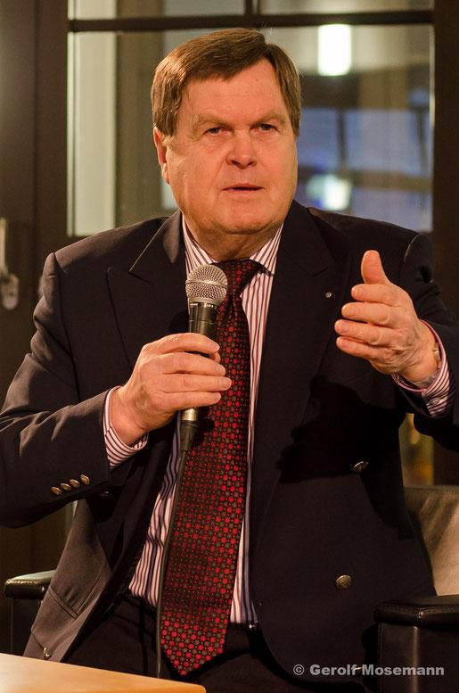 Dieter Steinecke, MdL