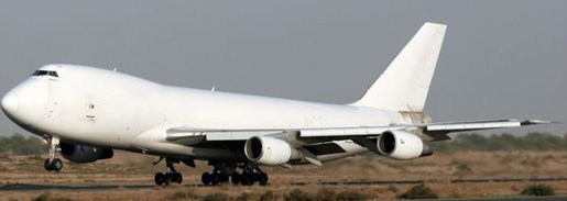 To B747-F or not to B747F? Does your charter freighter really exist? Image: Middle East Logistics