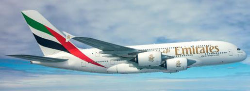 """Mini-freighter"", yet a maxi-plane... Image: Emirates"