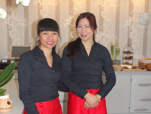 Restaurant Asia Oase St Peter-Ording, Geschäftsführerin Cham Nguyen Diep