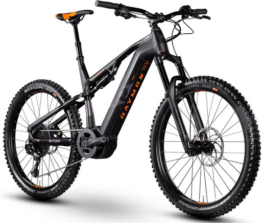 R Raymon Trailray E-Seven - e-Mountainbikes - 2020