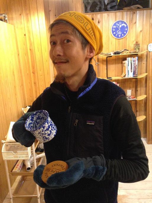KENZUI・KAZU・PIRON素敵なプレゼントありがとうー!!!!