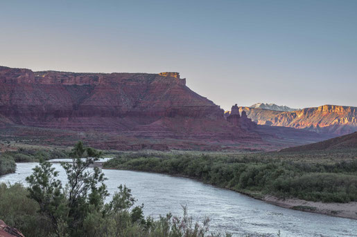 moab sunset sonnenuntergang i go places utah colorado