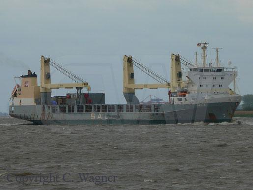 SAL Heavy Lift Vessel MARIA
