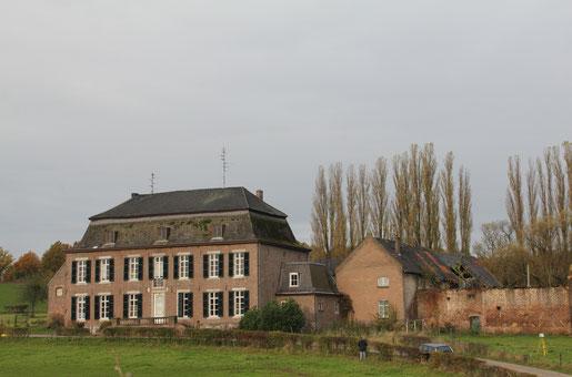 Landhuis Nieuw Erenstein Kerkrade rijksmonument