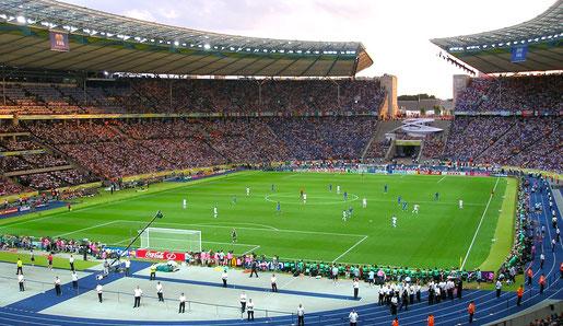 Fußball Berlin Bundesliga Sport Incentives Gruppenreisen Olympiastadion DFB Länderspiel