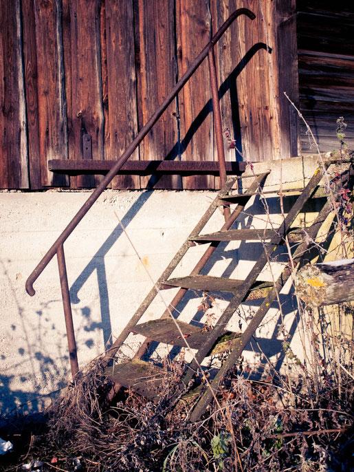 die Treppe - Staiway