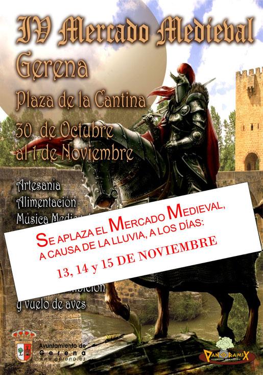 Mercado Medieval de Gerena
