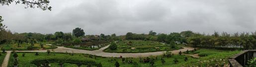 Ouuuiii! Un grand parc avec du calme dedans!