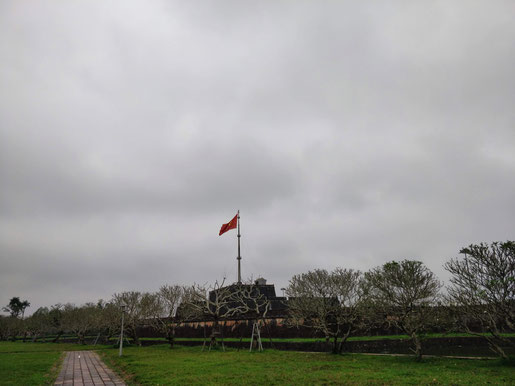 La tour du drapeau