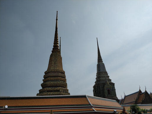 Les toits du temple