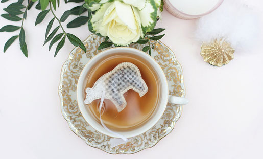 Polar Bear Tea Bag