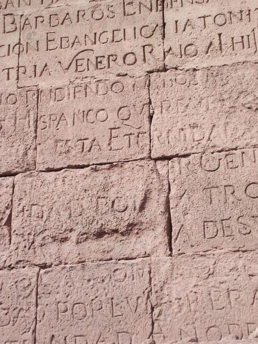architecture Cusco Peru stonework