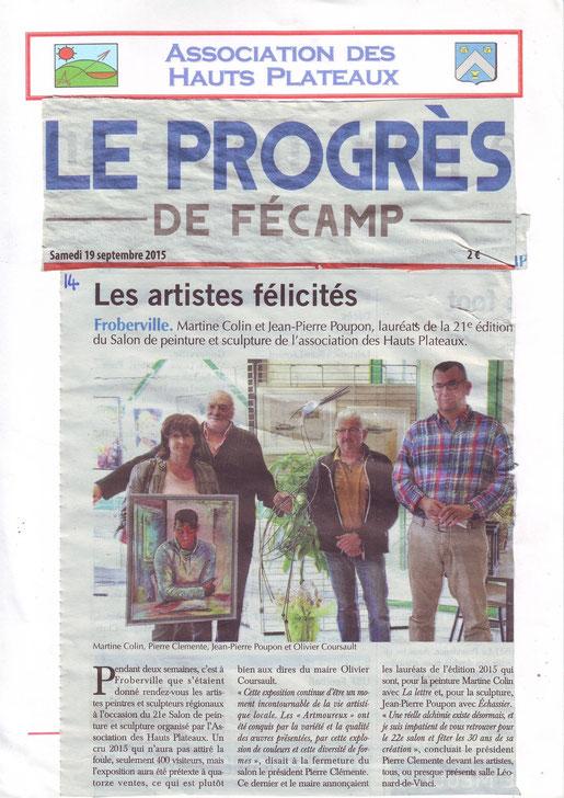 presse septembre 2015