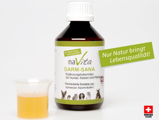 naVita-Darmsana für Hunde und Katzen