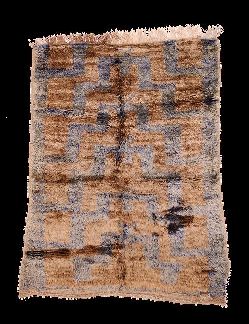 Teppich. Zürich. Vintage Tulu Rug, Anatolia. Handgeknüpfter Teppich aus Turkey.