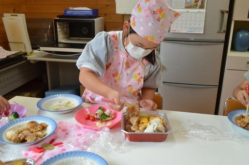 美濃加茂 岐阜 岐南 安八郡神戸町 犬山 一宮 府中(東京)子供料理教室 お弁当作り