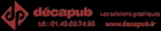 Décapub, les solutions graphiques - www.decapub.fr