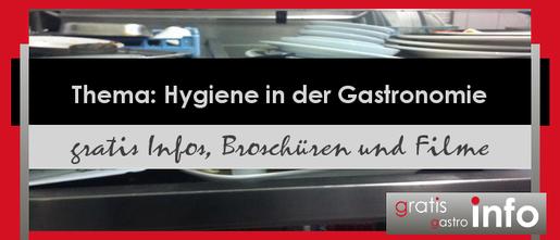 gratis HACCP und Hygiene Unterlagen