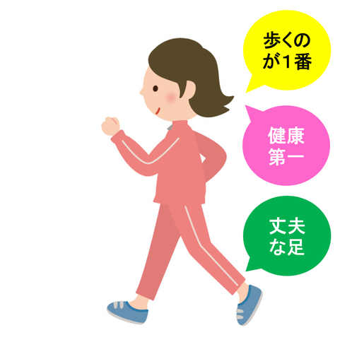 オサモミ整体院 アーチ ウォーキング教室 昭島