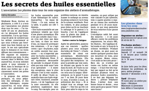 article de Niort Ma Ville, journal de Niort, en Sud Deux-Sèvres