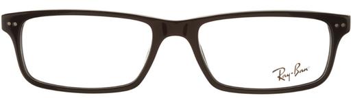 Occhiali da vista Ray-Ban uomo 0RX5277. Colore: 2000 nero. Forma: rettangolare. Prezzo € 121,60. Spedizione gratis. Materiale: plastica.