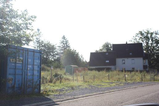 Steffens, Lagerhalle