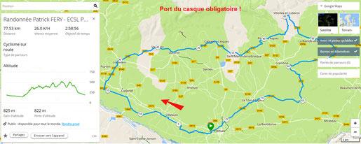 Agenda etoile cycliste sud luberon - Mr bricolage pertuis ...