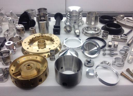 精密加工品(材料から表面処理まで)