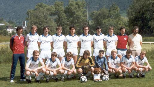 Drittliga-Meister 1983