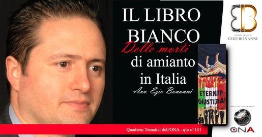 Il libro bianco delle morti di amianto in italia