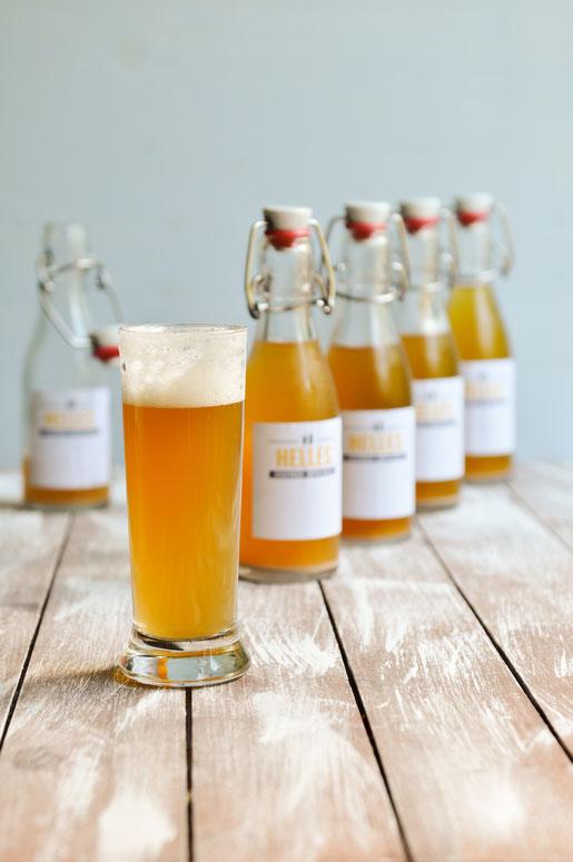 Bier brauen im Thermomix mit dem Microbrauset, ganz einfach und simpel zu machen, alles, was man dazu braucht ist im Paket enthalten