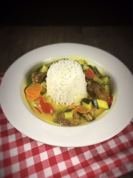 Thai-Curry Basis-Rezept aus dem Thermomix