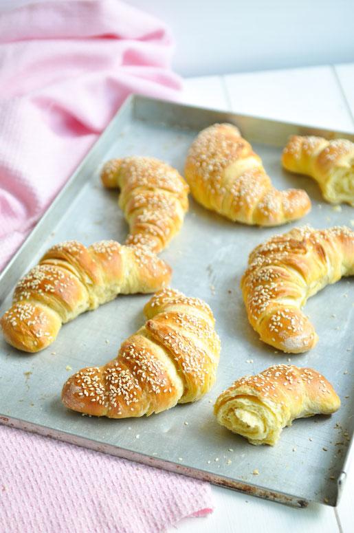 Croissants einfach selber machen
