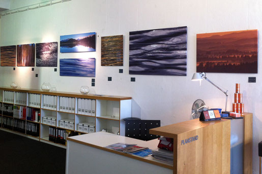 Frank De Gasperi Fotokunst Showroom