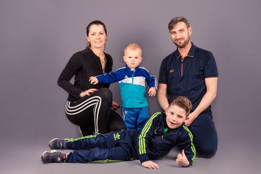 familieshoot in Rotterdam