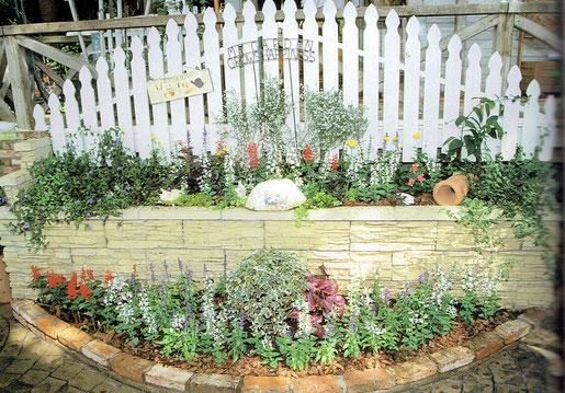 かわいい庭札幌