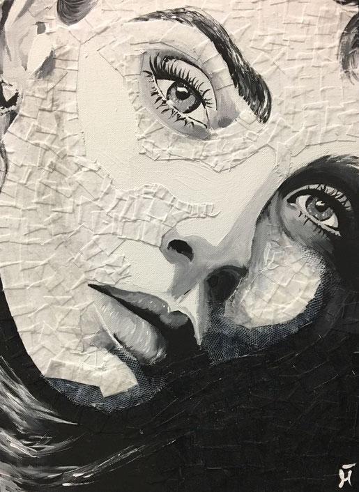 Portrait Cara Delevingne