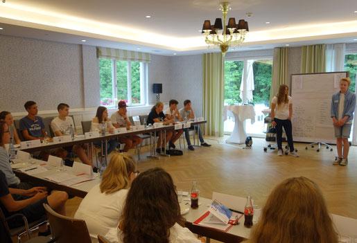 Vorbereitungsseminar Kanada Austausch